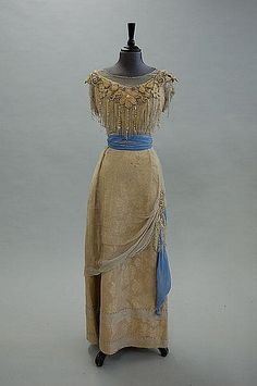 Dress  1910-1912  Kerry Taylor Auctions