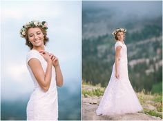 bridals, styled shoot, wedding, Beka Price Photography, Albion Basin