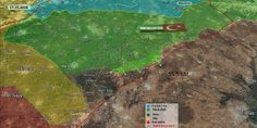 #Syria #FSA gains today in northern #Aleppo against #IslamicState