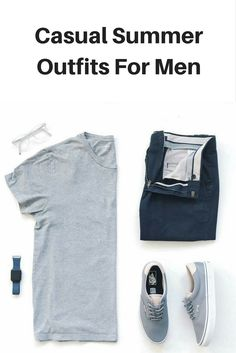 Looking for some smart casual summer outfits for men? look no further, check out these 7 casual summer outfits for men