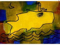Small Drawings, Surrealism, Art Brut, Painting & Drawing, Folk Art, Minimalism, Art, Popular Art, Small Paintings
