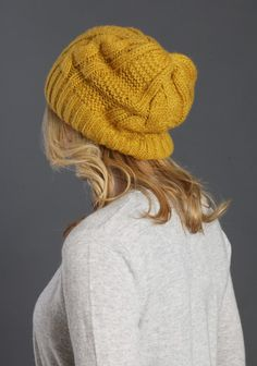Minneapolis Cable Knit Beanie | Modern Vintage New Arrivals