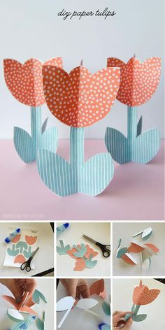 DIY-Paper-Tulip-Tutorial