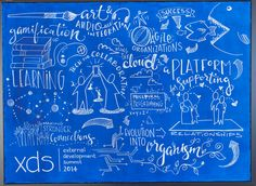 XDS 2014 - Chalk Visual Art