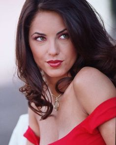 Beautiful Brunette-Barbara Mori