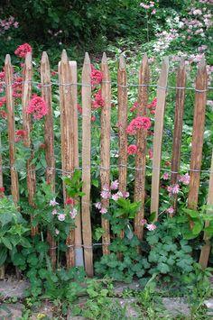 kleine zimmerrenovierung dekor zaun staketen, 62 besten staketenzäune für den bauerngarten bilder auf pinterest in, Innenarchitektur