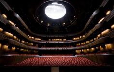 About the Operahuset in Oslo, Norway: Sound Design for the Main Theatre