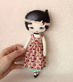 Gingermelon Dolls: Upcoming Surgery, Sale and Shop Closure