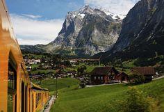 Romance in Switzerland : | Switzerland Things to Do