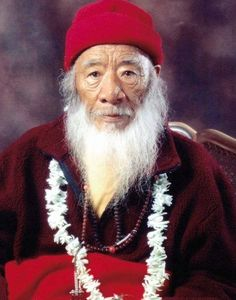 The great teacher HH Kyabje Chatral Rinpoche passed away -