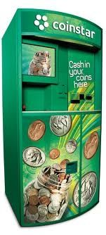 {Don't Use That; Use This Instead!} We never have to use Coinstar.