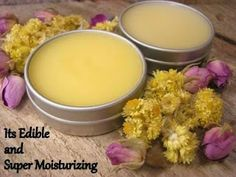 DIY: Super Moisturizing Multi-purpose Lip Balm for Dry-Chapped Lips