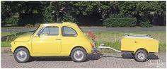 Fiat 500 @ Oost-Groningen