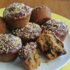 Peanut Butter Chocolate Muffins by Vegan_In_The_Freezer