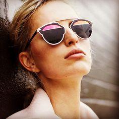 Exclusief voor de fashionistas onder ons in Zele verkrijgbaar. DIOR SO REAL ZONNEBRILLEN. Meer info bij Optiek Van der Linden Zele, Specialist #progressieve #brillenglazen. http://www.optiekvanderlinden.be/multifocale_brilleglazen.html.    #Dior #Diorsoreal #Zonnebril #Optiek #Zele #zonnebrillen #lente #zomer 2015 #optiek Van der Linden. #zele #sunglasses #designer #fashion #fashionistas #shopwindow #eyewear #eyeglasses #progressive #lenses