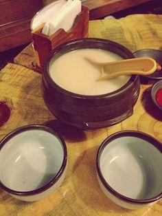 Seoul cafes: Mapo-Naru - traditional Korean food & makgeoli restaurant 막걸리