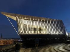 The Cube - Concept - 2011 - Projects - Projects - Park Associati e420dd49d23