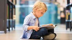 Como Educar Uma Criança Para Que Ela Goste De Ler – Eles Vão Amar a Leitura – GosteiSalvei Kids And Parenting, Literacy, Hipster, Education, Books, Closet, Reading Goals, Everyday Activities, Improve Your Vocabulary