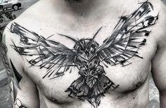 Szkicowane tatuaże InneTattoo - wzory. | Tatuarium.pl