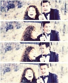 omg... <3 this so much River and the Doctor...