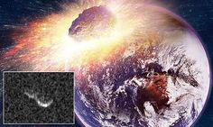 A peanut-shaped asteroid could crash into the Earth