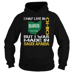 I May Live in Ohio But I Was Made in Saudi Arabia - Special