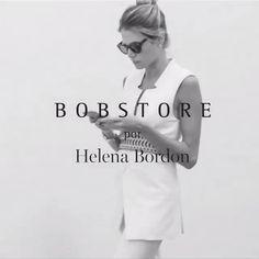 BOBSTORE por Helena Bordon | Helena Bordon lançará nesta terça-feira, dia 27 de Outubro, sua coleção exclusiva. Serão mais de 50 peças-desejo em uma cartela de cores que preza por tons pasteis, inclusive no chamois, tricô e seda. O mood da década de 70, sob o olhar apuradode uma das it girls mais inspiradoras do momento. Can't wait! ✨ #bobstoreporhelenabordon @helenabordon