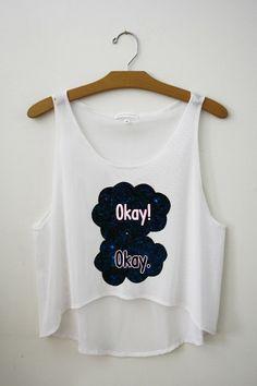Okay! Okay. – Hipster Tops