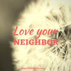 Love your neighbor Neighbor Quotes, Love Your Neighbour, Your Neighbors, Wednesday Wisdom, Encouragement Quotes, Love Is All, Israel, Lord, Neon Signs