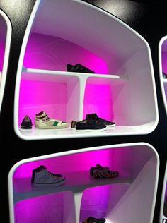 30+ Shoes store interior design ideas