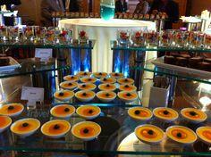 Mango Pudding at Ritz-Carlton, Mega Kuningan, Jakarta