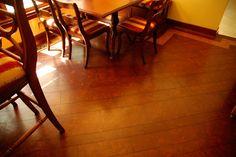 Environmentally Friendly Cork Tile Floor