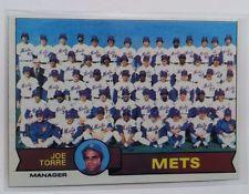1979 Topps #82 Mets Team JOE TORRE NM-MT  sharp! 1 for trade/sell