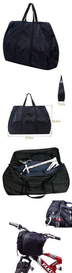Bicycle Transport Cases and Bags 177835: Topnacaandreg: Soft Bike Travel Cases Transport Bag Bicycle Carrying Case -> BUY IT NOW ONLY: $53.99 on eBay!