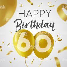 Fonkelnieuw kaartje voor verjaardag van 60 jaar man - Google zoeken - #Google RP-42