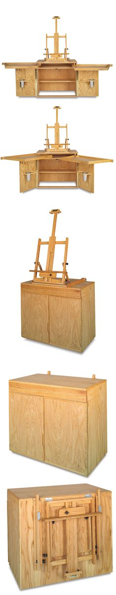 Best Urania's Pastel Desk  |   http://www.dickblick.com/products/best-uranias-pastel-desk/#description