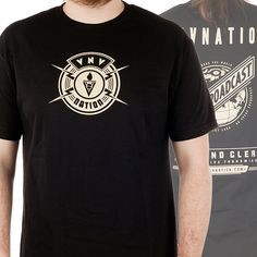 """VNV Nation """"Loud and Clear"""" T-Shirt at http://www.indiemerch.com"""