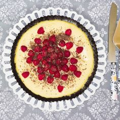 Dirty Lemon Tart 1