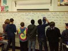 Bullying Lesson.  Powerful.  Middlehood Madness: Not in my classroom