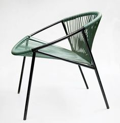 Teresa Kruszewska, Armchair, produced by the Kolor Cooperative, 1958–1962, collections of the National Museum in Warsaw