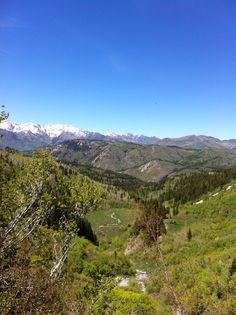 Hiking mt timpanogos