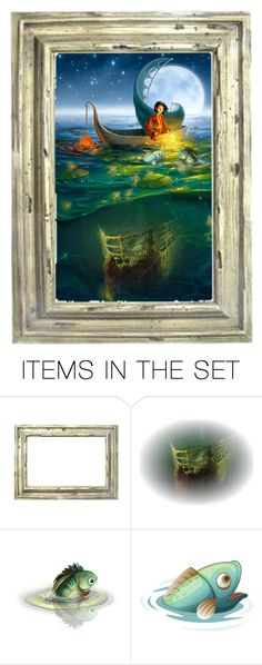 """""""Searching for the wreck"""" by wickedangel ❤ liked on Polyvore featuring art"""