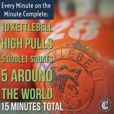kettlebell workout, kettlebells