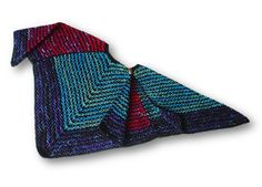 Knitting pattern: Alaris Wrap by Knitting   Work in Progress for sale on Ravelry