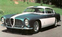 Abarth-Alfa Romeo 2000 Coupé (Ghia) - Turin'54 - Google Search