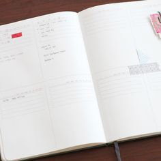 Moment Planner Large - Sky Blue // gotta get this!