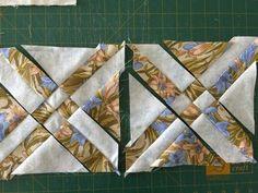 The Arrowhead Quilt Block Made Easy | susies-scraps.com