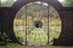 Gothic Garden Portal