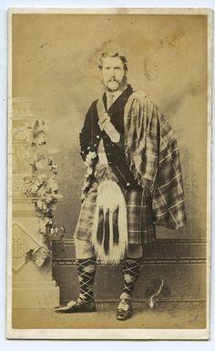 Vintage Highland Swagger.