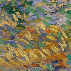 Wheatfield (detail)